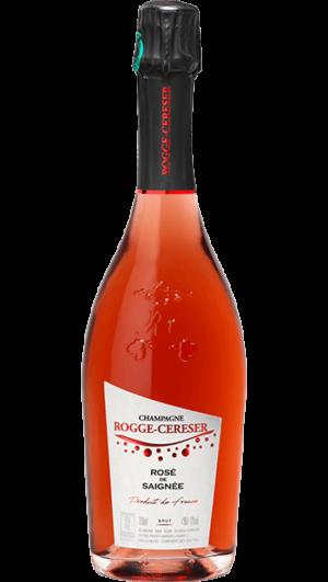 Champagne Rogge Cereser - Cuvée Rosé de Saignée