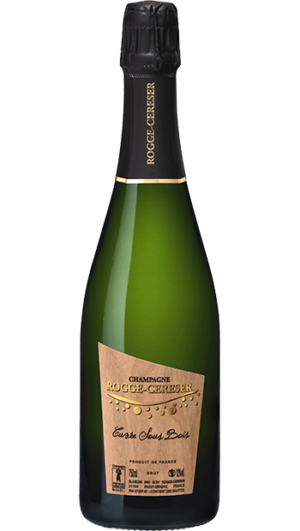 Champagne Rogge Cereser - Cuvée Sous Bois