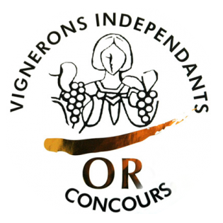 medaille or concours vignerons independants